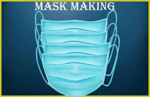 Mask Making Business in Hindi