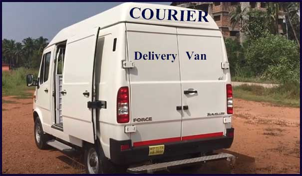 How to start courier business in india