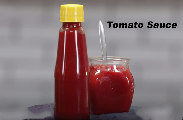 Tomato sauce manufacturing business