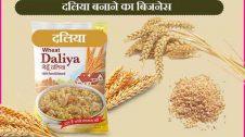 Daliya Manufacturing Business in Hindi