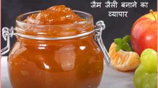 Jam and jelly Manufacturing Business