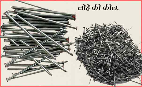 Wire nails manufacturing business hindi