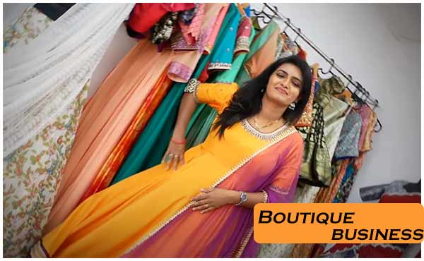 Designer Boutique Business plan hindi