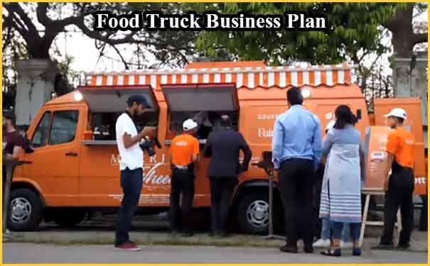 Food truck Business plan hindi