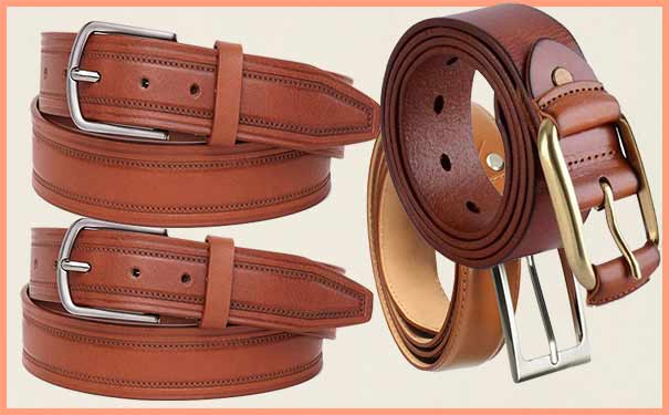 Leather belt making business