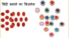 Bindi Manufacturing Business hindi