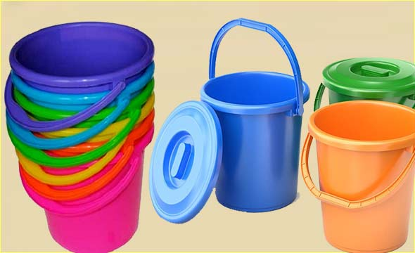 Plastic Bucket Manufacturing Business Hindi