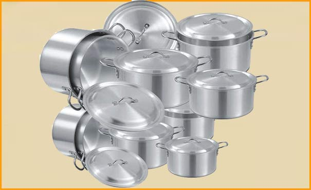Aluminium Utensils Manufacturing Business